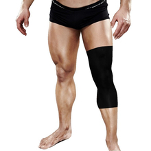 Customized High Quality Nylon Copper Compression Sleeve Fitness Knee Supports Brace