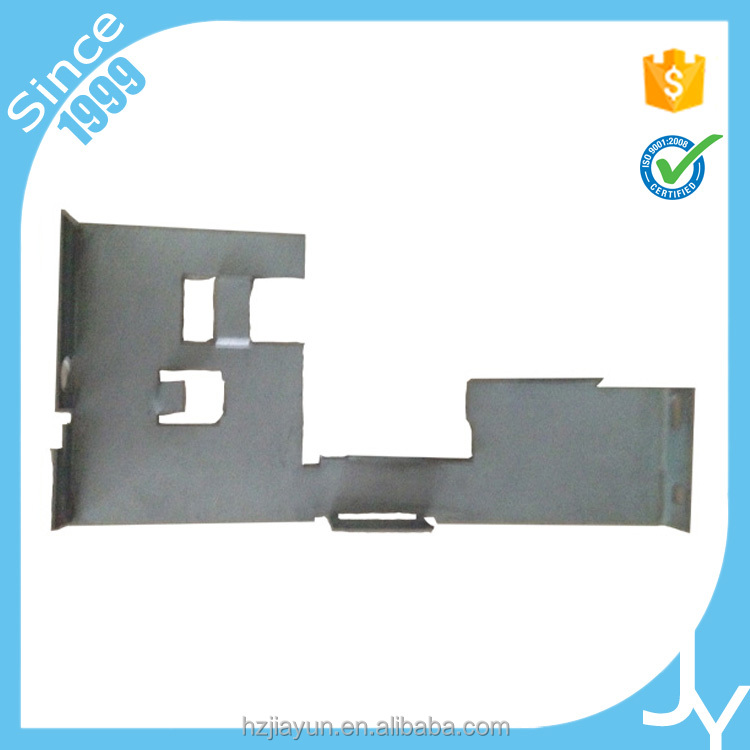 High quality customized sheet metal stamping parts and zinc plating