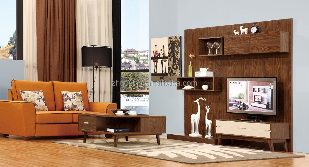 Modern Lcd Tv Cabinet Designs Living Room Tv Showcase Price/Latest Design  Furniture Cabinet /