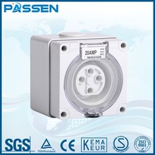 PASSEN Factory Price CE electrical plugs and socket