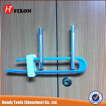 FIXON new style safety 21.8 * 5.7 * 2cm cabinet lock wholesale