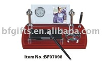 Desk sets&Clock,pen stand,Gifts:BF07098