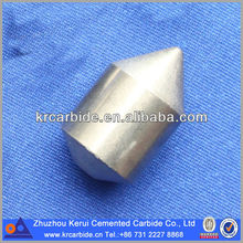 High perfomance Tungsten Carbide of Conical Auger tips used to make auger bits for coal-mining machine and tunnel boring machine