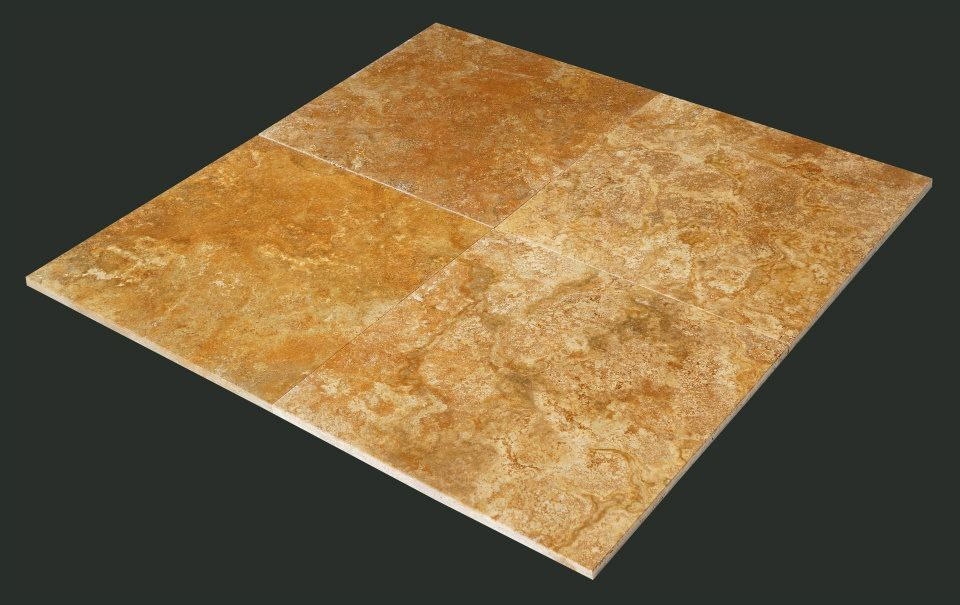 Mesta Yellow Travertine
