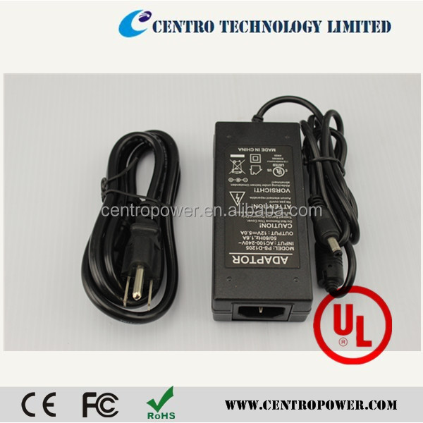 desktop power adaptor 12v 5a computer power supply