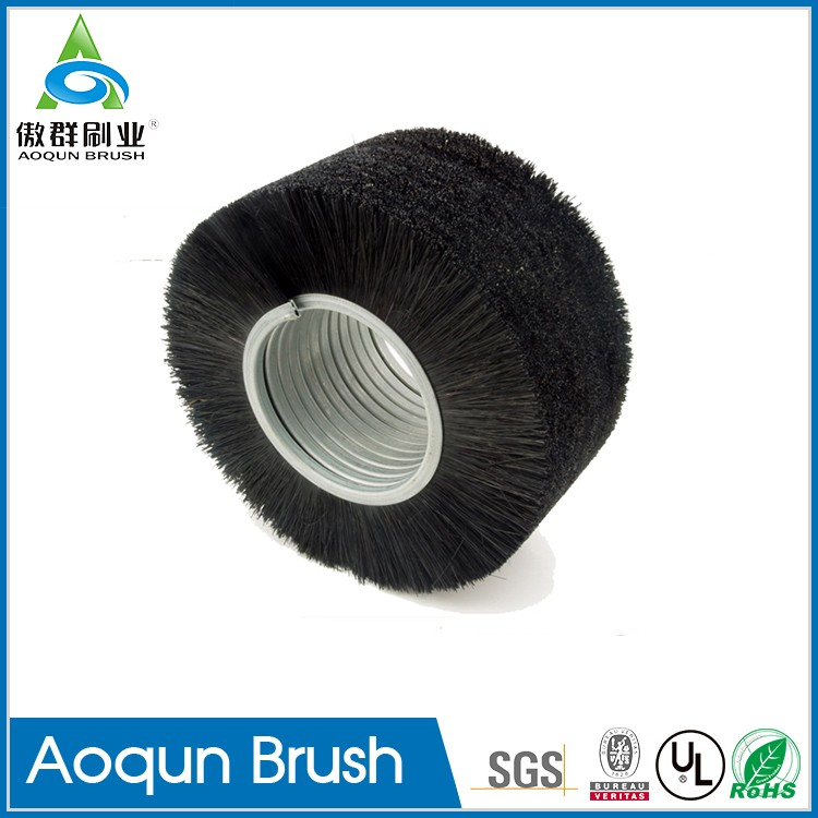 Factory Outlets Nylon Bristle Electric Rotating Cleaning Brush