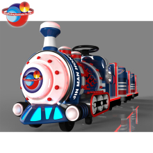 Amusement Park Small Tourist Train For Sale+Kids Indoor Train+Amusement Rides Train