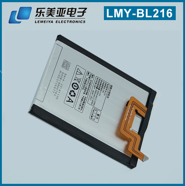 mobile phone replacement digital batteries 3000mah VIBE Z K910 K910E Battery BL216 100% origianl batteria battery for lenovo