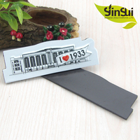 Hot sale promotional blank resin epoxy 3d souvenir fridge magnet