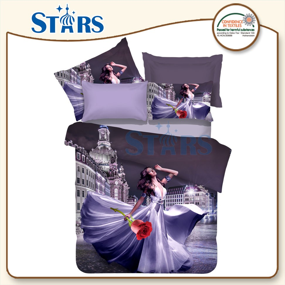 GS-FM3DF-16 Oeko-Tex anti-static polyester textile fabric printing