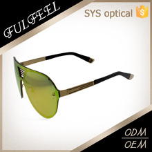 Summer cool and stylish google sunglasses with coating lenses