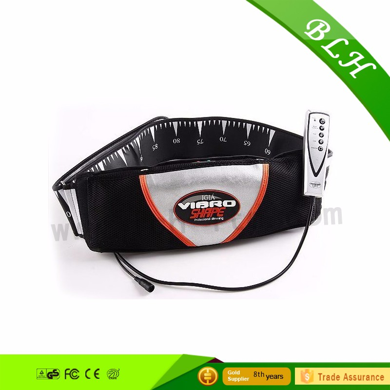Electric Lose Weight Vibration Waist Massage Slimming Fitness Belt Multifunction Adjustable Fat Lose Belt Weight Loss Belt