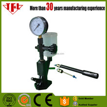 Manual injector calibrated tester used nozzle