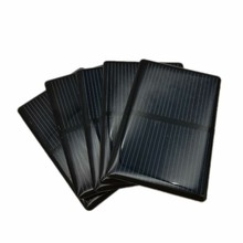 mini small size custom made solar panel smooth or frosted surface