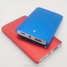 2A output 20000mah power bank for lenovo p780 universal portable power bank