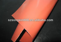 High temperature and insulation resistance Silicone Rubber Coated Fiberglass Cloth/Fabric