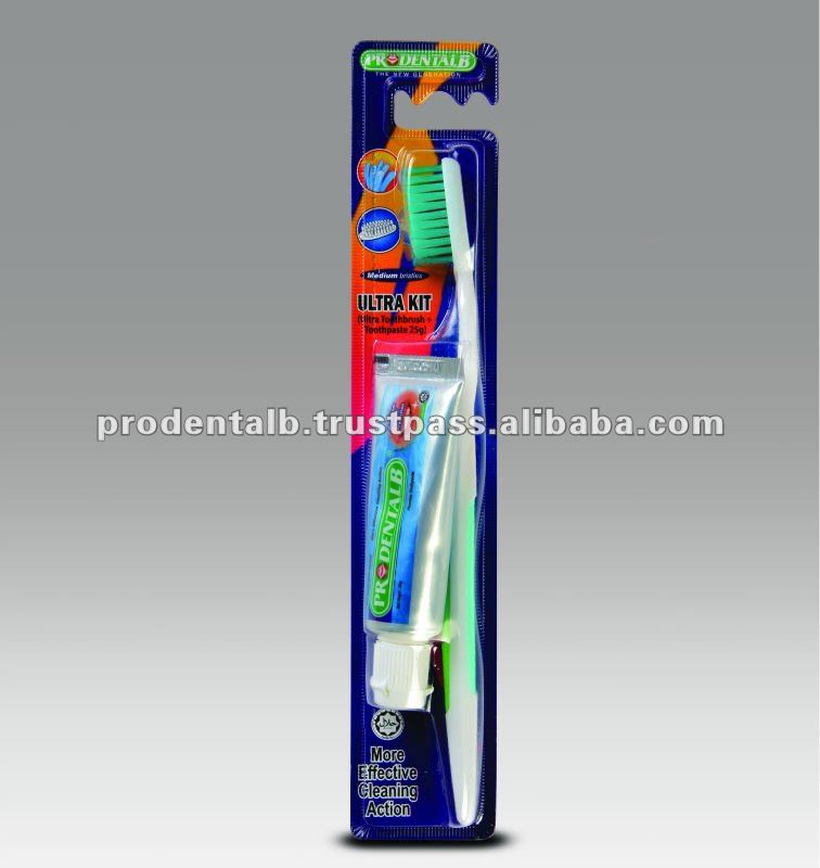 Ultra Kit (ultra toothbrush + toothpaste 25g)