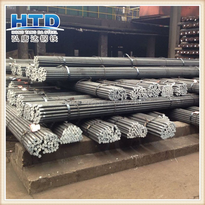 High quality hot rolled carbon steel round bar/ iron bar sizes
