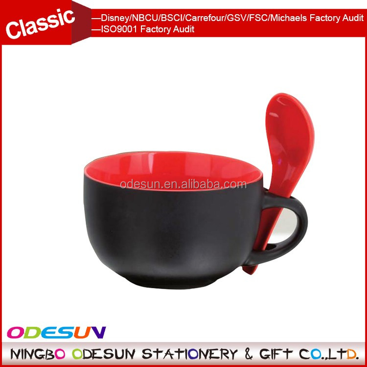Universal NBCU FAMA BSCI GSV Carrefour FSC Factory Audit Manufacturer Knitted Ceramic Embossed Mug With Handle