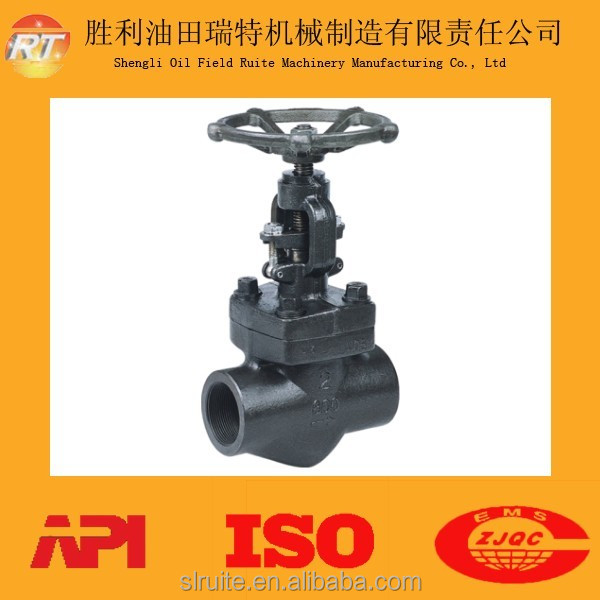 Class 150-1500 Forged Steel Globe Valve