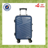 Carry-On Abs Pc Trolley Luggage Set Bag Type Spinner Caster Custom Design Luggage
