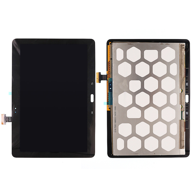 12 Months Warranty LCD Digitizer For Samsung Galaxy Tab pro 10.1 T520 T521 LCD Touch Screen