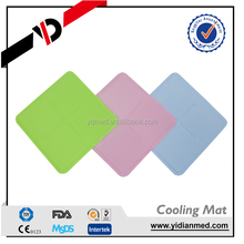 Dog Cooling Mat Pad Bed Self-Cooling Gel Bed Mat