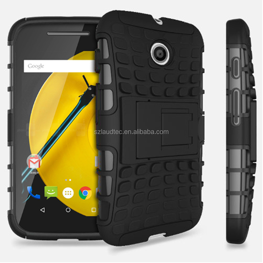 Shockproof Case Cover for Moto E2,Anti <strong>Shock</strong> Cover for <strong>Motorola</strong> E2