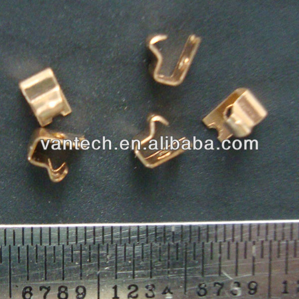 metal stamping grounding keyboard spring contact