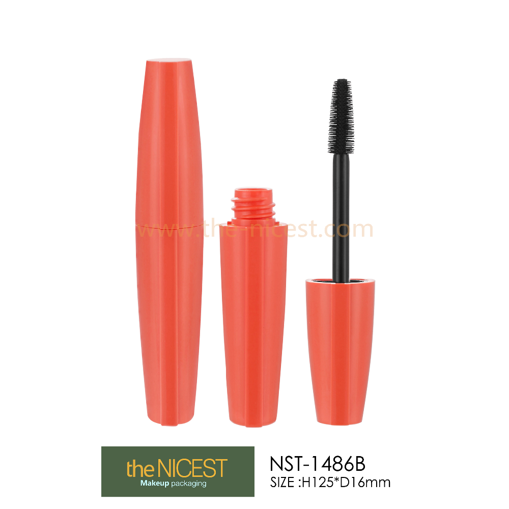 Wholesale empty high-capacity mascara container for cosmetic packaging