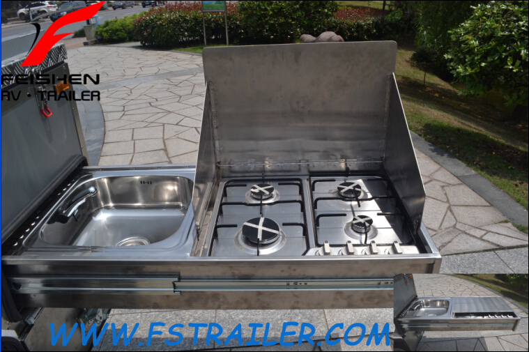 Good Quality Outdoor Trip Travel Camping Trailer Buy