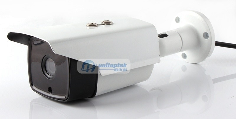 1/2.8'' IMX291 Sensor W 0.0001Lux,Full Starlight D/C Color 2MP 1080P Outdoor IP Camera With POE