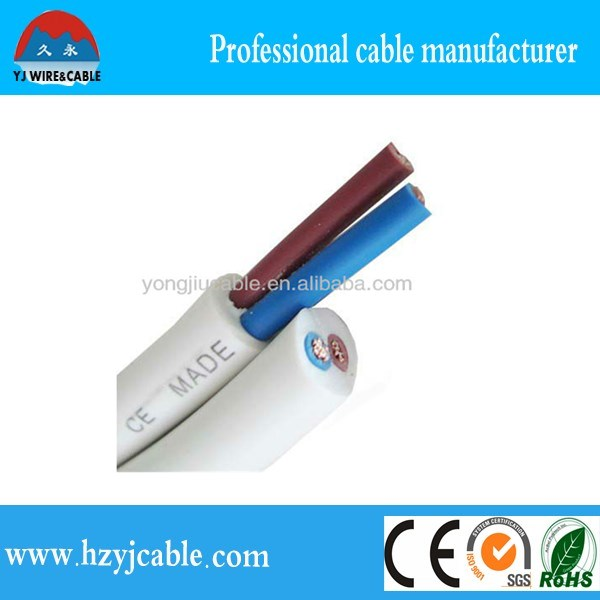 Factory price 3 core 4mm pvc cable CE 2.5mm 4mm 6mm 4 core 4mm pvc cable