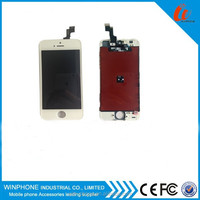 mobile accessories mobile phones display lcd forApple iPhone S lcd screen assembly