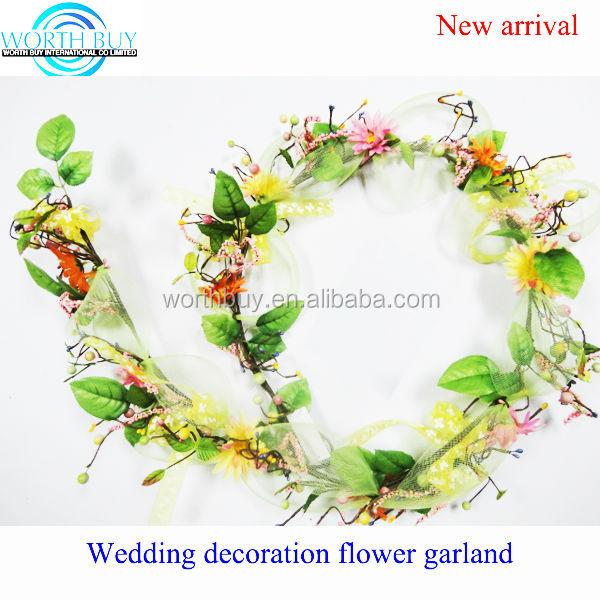Frutas y hoja verde decorado decoraci n de la boda - Frutas artificiales para decoracion ...