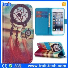 Alibaba Factory For iPod Touch 5 Case Cover with card slot