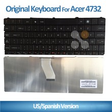 US/SP layout laptop keyboard For Acer 4332 4732 4732Z eMachines D525 725 NV40 42 44 48 4800 Laptop with Spanish Keyboard