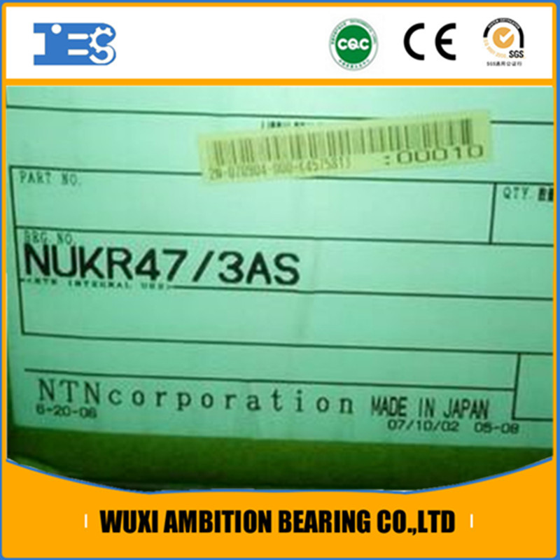 NTN Track Roller Bearing NUKR47, NUKR47XH/3AS Cam Follower Bearings