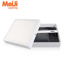 2017 New Good Price Super Bright 12W 18W Dimmable Ultra Slim Thin Square Surface Led Panel Light