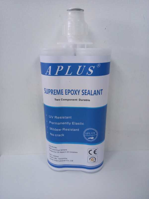 epoxy resin 400ml DIY color crack ab caulking