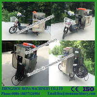 High Quality Eco-friendly 2 Steam Jet Waterless Potable Car Wash Machine