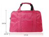 Spring 2015 Women Holdall Gym Bag Sport Handbag With Strap Beautician Polyester Waterproof Gym Bag Travel bags