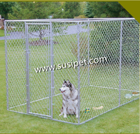 Fabulous well-suited hot sale new design outdoor best-selling cheap pet house/dog cages/runs/kennels