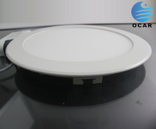 fine workmanship superior service 2500K-6500K round led panel lights 6w