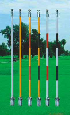 Golf Flagstick Tapered (Flag Pole)