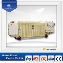 step down mining explosion-proof conventer mobile substation 1000KVA transformer