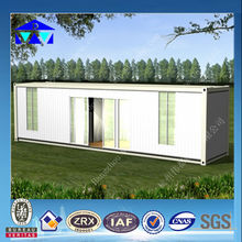 2013 New Design Low Cost Container Shop