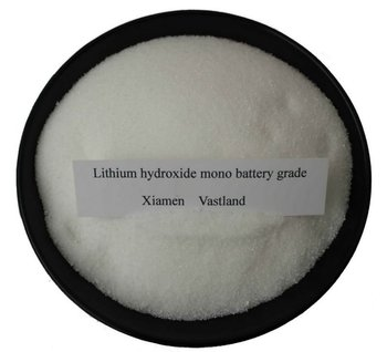 Lithium Hydroxide Monohydrate LiOH battery grade 56.5%