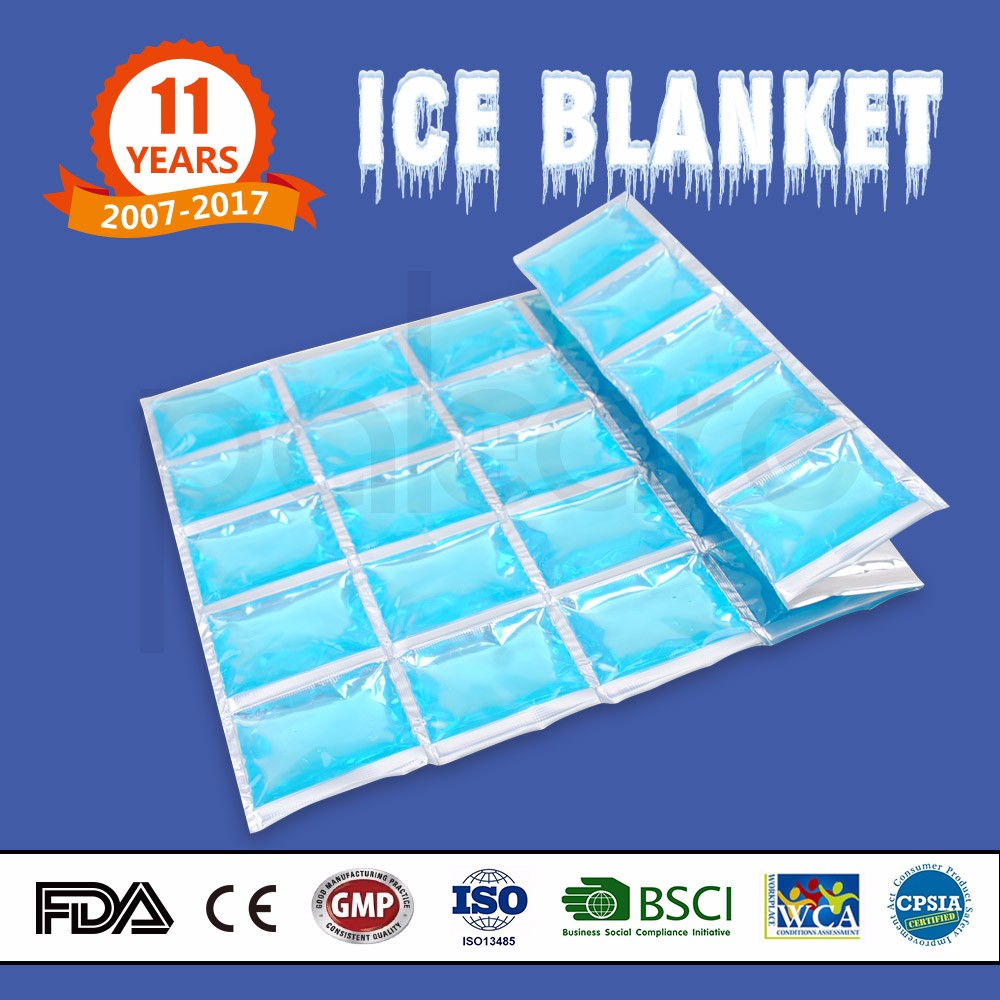 Kitchen ware ice blanket for fruits