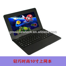 2017 10 inch VIA 8880 A9 1.5GHz CPU,Android 4.2, Camera notebook laptop computer